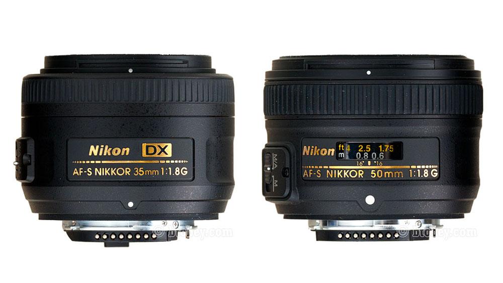 nikon_50mm_f1.8_ED_and_35mm_f1.8g_lens_comparison